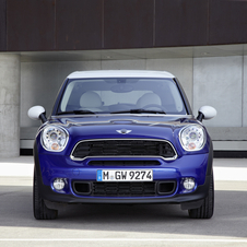MINI (BMW) Paceman Cooper S AT