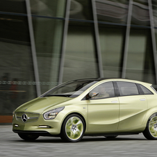 Mercedes-Benz BlueZERO E-CELL