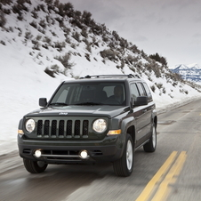 Jeep Patriot Latitude X 4X4