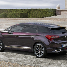 Citroën DS5 1.6 e-HDI 115 Airdream CMP6 Chic