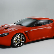 Prices will be more than the V12 Zagato