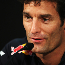 Webber is the sixth different winning driver in six races this season