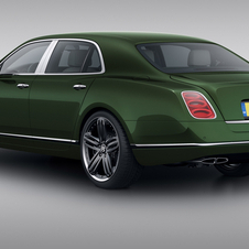 Bentley Mulsanne LeMans Edition
