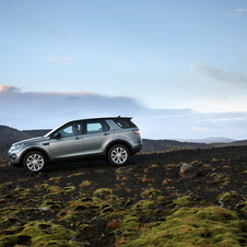Land Rover Discovery Sport 2.0 TD4 4x4 Pure