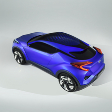 The concept will be unveiled at the Paris Motor Show on October 2nd