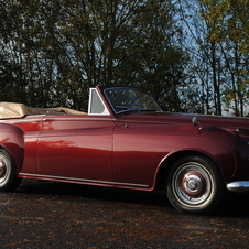 Bentley S1 Convertible