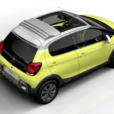 Citroën's goal is to showcase the potential for customization the car offers