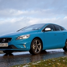 Volvo V40 T4 R-Design Summum Powershift