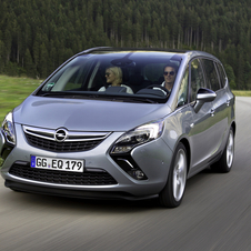 The Insignia Sports Tourer, Astra GTC and Zafira Tourer will be introduced to China