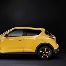 Three engines will be availble with the new Juke