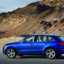 Audi Q5 2.0 TFSI 211 Special Edition Start/Stop