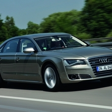 It will be marketed as the SUV version of the A8