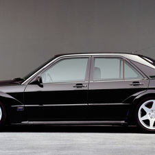 Mercedes-Benz 190 E 2.5-16 EVOLUTION 2