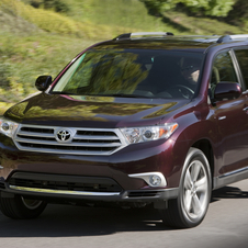 Toyota Highlander Base 4X2 I4