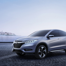 Concept unveils the lines of the next SUV that will come in 2013
