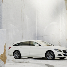 Mercedes Creates CLS Shooting Brake, the Most Beautiful Wagon Ever