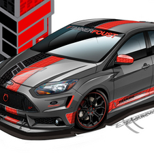 Tanner Foust Racing Built this ST for track days and daily driving
