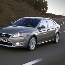 Ford Mondeo 1.6 Duratec
