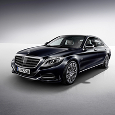 The S600 is meant to be the ultimate luxury of the S-Class
