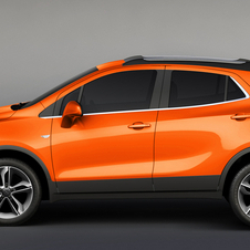 Orange Rock is newly available on the Mokka