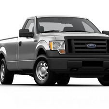 Ford F-Series F-150 145-in. WB XLT Styleside Regular Cab 4x4