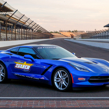 The 2014 Corvette will be this year's Indy 500 pace car