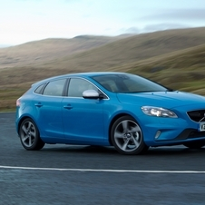 Volvo V40 D2 R-Design Summum Powershift