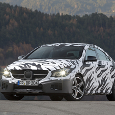 The CLA is based on the new A-Class