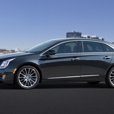 New Cadillac XTS is New Front-Wheel Drive Luxury Sedan Replacing STS and DTS
