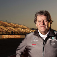 Haug headed Mercedes motorsports operations for 22 years