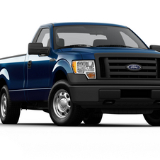 Ford F-Series F-150 126-in. WB XL Styleside Regular Cab 4x4