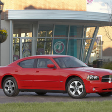 Dodge Charger 3.5L AWD