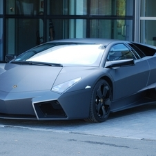 The Reventon had a completely carbon fiber body but underneath was a Murcielago