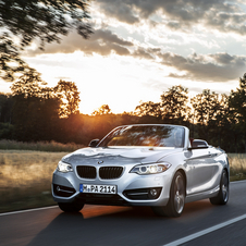 BMW 228i Convertible