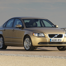 Volvo S40 D4 Business Edition Geartronic
