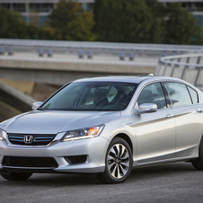 Honda Accord 9