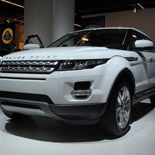 Land Rover Evoque SD4 2.2 Dynamic 4WD