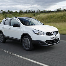 The Qashqai is leading Nissan's European sales