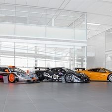 McLaren is one of very few automakers that have had success at Le Mans, Formula 1, sports car racing and the Indy 500