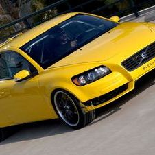 Volvo also gave the C30 for tuners at SEMA to boost popularity in the US