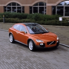 It was based on the Volvo Safety Concept Car from 2001