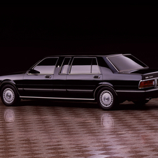 Nissan Royal Limousine Royal Selection III