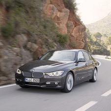 BMW 320d EfficientDynamics Modern AT