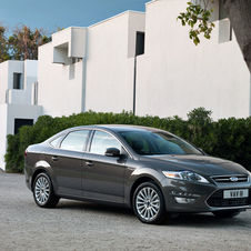 Ford Mondeo 1.6TDCi S/S Trend