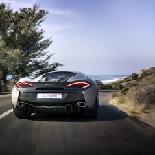 The 570S Coupé will go on sale after its public debut at the New York motor show