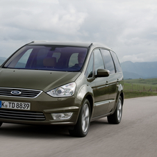 Ford Galaxy Gen.3