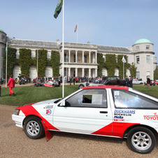 The AE86 Corolla GT was a well balanced car that competed in Group A, rallying and drifting