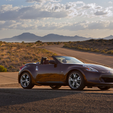 Nissan 370Z Roadster Touring