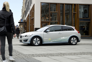 Volvo C30 Electric Concept