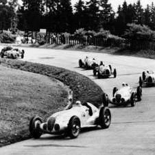 The 1937 W125 grand prix car will also be at the Nürburgring classic